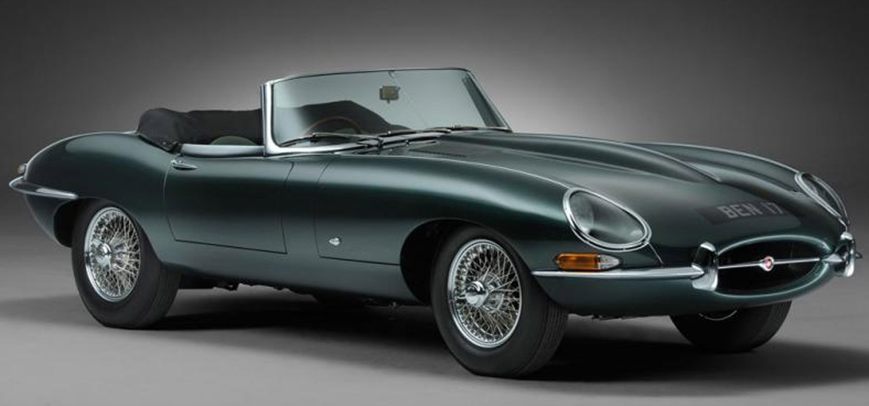 Jaguar Classic And Super Cars