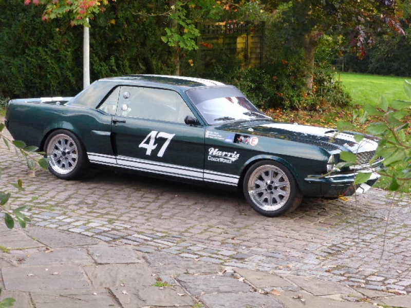 1965 Ford Mustang Notchback