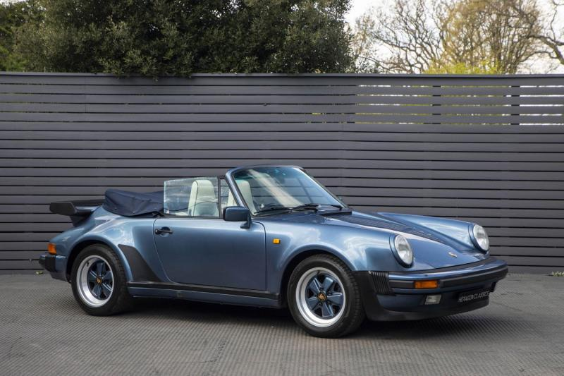 1989 Coming Soon (930) 3.3 TURBO CABRIOLET