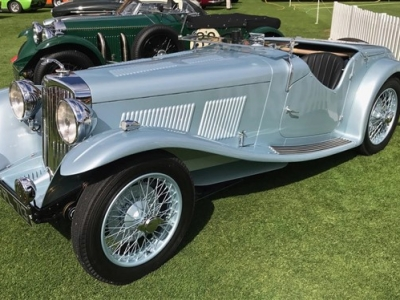 1937/8 AC 16/80 Competition Short-Chassis Sports