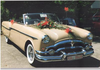 1953 Packard Deluxe Cabriolet