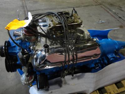 1964 Ford engines / parts Mustang 260 ci engine