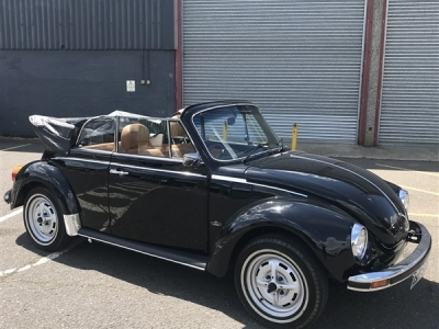 1978 Volkswagen Karmann Beetle Convertible
