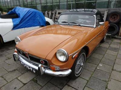 1974 MG B Tourer US