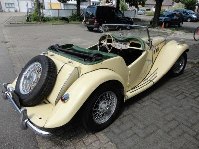 1954 MG TF  ''54 Perfect