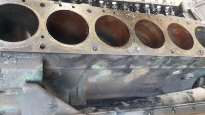 1970 Datsun parts 240Z engine 137515