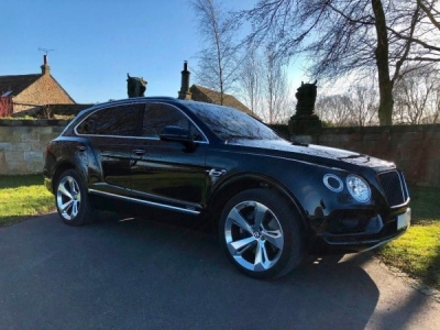 2017 Bentley Bentayga 4.0d V8