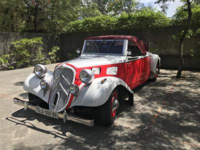 1938  Roadster 11B red white