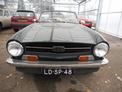 1973 Triumph TR6 pi perfect