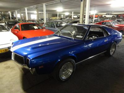 1969 AMX Fastback coupe