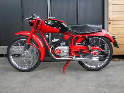 1960 Alpino moped #3