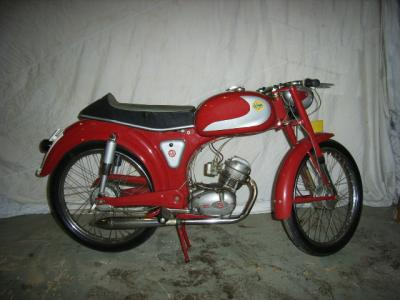 1960 Demm moped #9