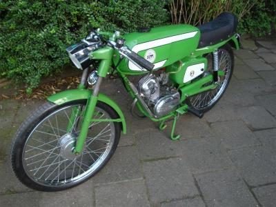 1960 Demm Moped #7