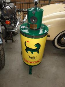 1960 Collectables Agip Fuelpump