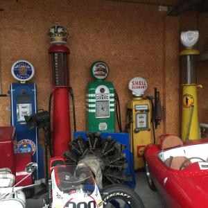 Collectables Fuel pumps
