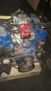 1970 Ford engines / parts 351 cid Ford Engine