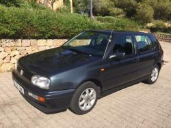 1997 Volkswagen Golf 1600
