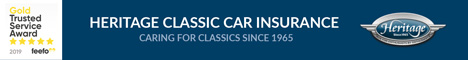 Heritage Classic Car Insurance