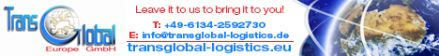 Trans Global Logistics Europe GmbH