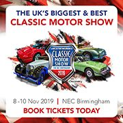 Lancaster Insurance Classic Motor Show, with Discovery